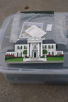 Shelia's Graceland Mansion Memphis Tennessee Elvis Presley ca 1999