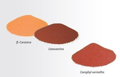 Bird Supplement Improves The Red Colour - Carophyll - Canthaxanthin - Carotene