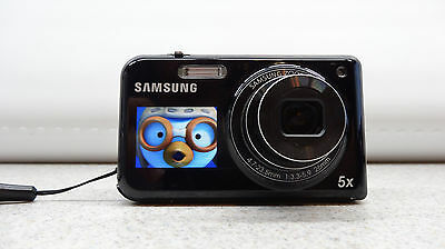 SAMSUNG PL170 Digital camera 16.1mp 5x zoom  *free shipping