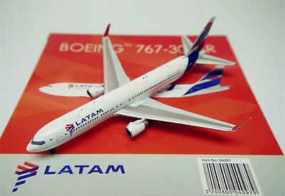 Phoenix 1/400 Diecast Aircraft Model Boeing B767-300 LATAM Airlines, 04097