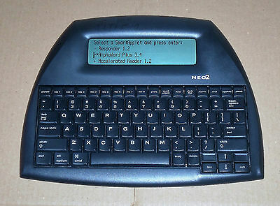 AlphaSmart Neo 2 Portable Word Processor with 3 AA Batteries