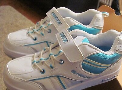 Genuine Heelys Agile Skate Roller Shoes Trainers Rollers for Boys Girls Size 5