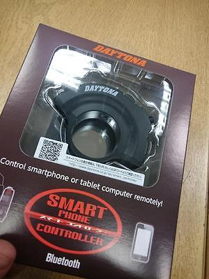 Daytona Smart Phone Controller mobile mount motorcycle handlbar bar