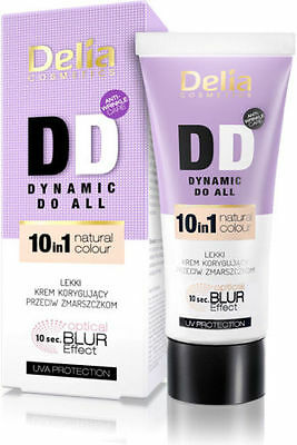 DELIA DD DYNAMIC DO ALL Anti-wrinkle DD Cream 10 in 1 Natural Color 30 ml