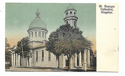 """""""KINGSTON, ON"""" - St. Georges Catherdral"""