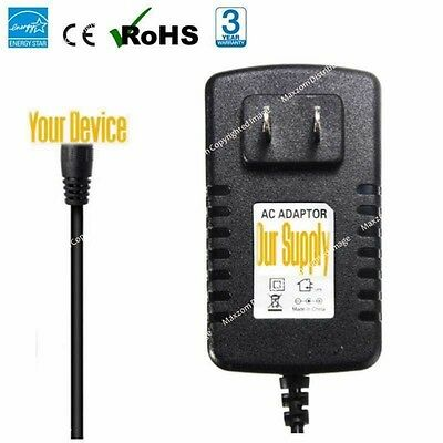 5V 2A Mains AC-DC Charger Power Supply Adapter for model ANU-050200B US 2Pin