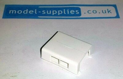 Matchbox 6d Ford Pickup Reproduction White Plastic Rear Canopy