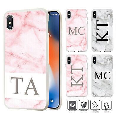 Personalised Marble Case Cover For iPhone 11 Pro XS MAX XR X 8 7 SE 6 6S Plus 02