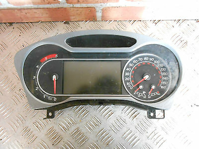 Ford Mondeo Mk4 2007 2.0 Tdci (Qxba) Manual Clockds Speedo Instrument Cluster