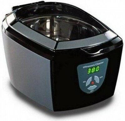 James Products Ultra 7000 750ml Tank Ultrasonic Cleaner 5 Setting Digital Timer