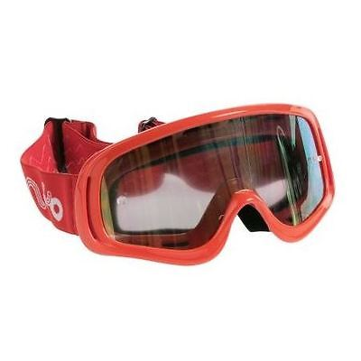 Moto X1 Motocross Goggles Motorcycle Off Road  Red