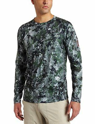 Sitka Gear Hunting Base Layer Shirt Optifade Forest Small