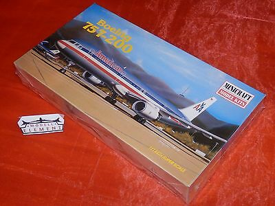 Minicraft 14449 Boeing 757-200 American Airlines *NEU*NEW* / Maßstab 1:144