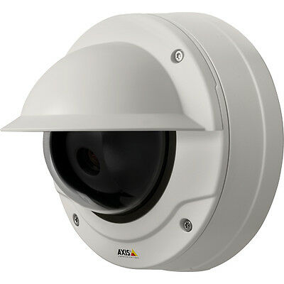AXIS Communications Q3504-VE Outdoor Vandal Resistant Camera, 0667-001