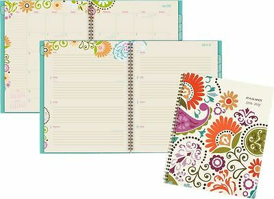 At-A-Glance 2016 - 2017 Garden Party Academic Weekly-Monthly Planner - Large