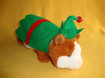 Christmas Elf Costume for Guinea Pig from PetRATS