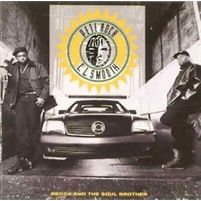 Pete Rock & C.l.smooth - Mecca And The Soul Brother NEW LP