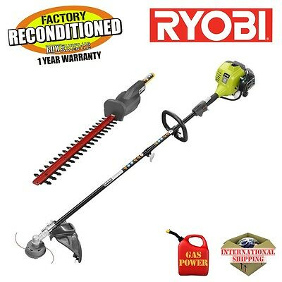 Ryobi RY253SS 25cc 17 in. String Trimmer w/ Expand-It Hedge Trimmer Attachment