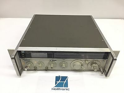 HP 8640A Bench Signal Generator .5-512 MHz