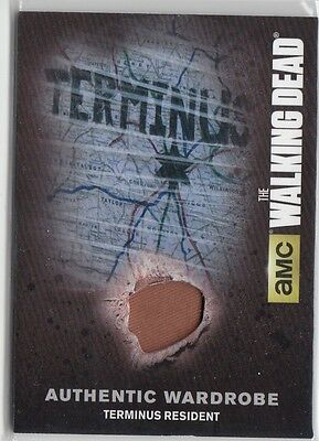 The Walking Dead Season 4 Part 2 - M58 Terminus Resident Wardrobe Card (3)