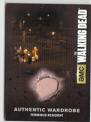 The Walking Dead Season 4 Part 2 - M59 Terminus Resident Wardrobe Card (2)