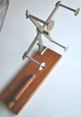 """A Good Scarce Vintage Hardy The """"practical"""" Line Drier (2 Of 2 Listed)"""