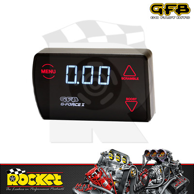 GFB G-Force II Electronic Boost Controller - GFB3004