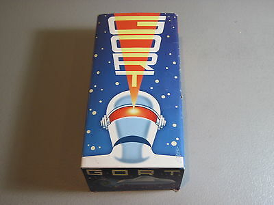 Gort-Wind-Up Tin Robot Toy-New with Box