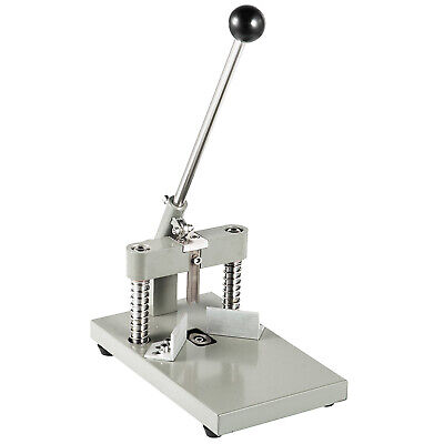 """Heavy Duty All Metal R6(1/4"""") R10(3/8"""") Corner Rounder Punch Cutter Stack Paper"""