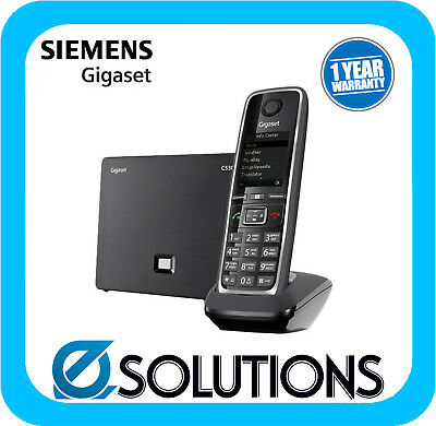 Siemens Gigaset C530IP Cordless Dect IP PHONE Without Answering Machine