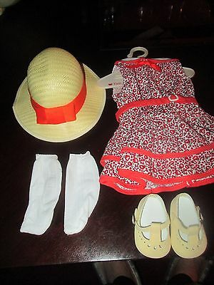 American Girl Kit SCOOTER OUTFIT