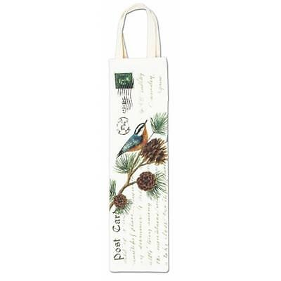 Alices Cottage AC25314 Nuthatch Wine Caddy