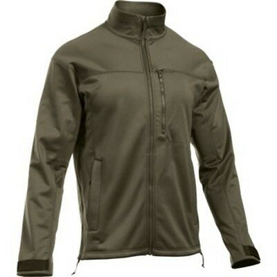Under Armour 1279618 Men's OD Green Tactical Duty Jacket - Size X-Large