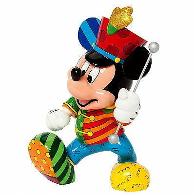 "DISNEY by Romero Britto Skulptur ""Mickey Mouse Band Leader"" Enesco Figur 4039135"