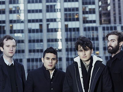 Vampire Weekend Cool Indie Rock Band Rare Huge Giant Wall Print POSTER