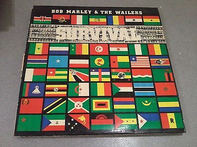 Bob Marley & The Wailers - Survival - Ilps 19542