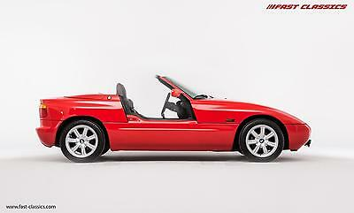 BMW Z1 // Top Red // 1991