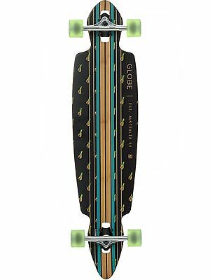 Globe Bamboo-Pineapple Pinner - 41 Inches Drop Through Longboard Complete