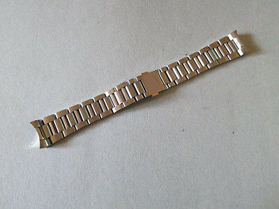 22mm Carrera Stainless Steel Watch Band Compatible With Tag Heuer