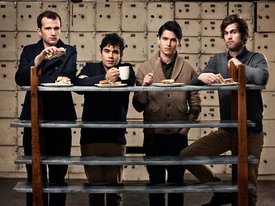 Vampire Weekend Indie Rock Pop Band Group Music Giant Wall Print POSTER