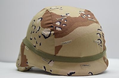 U.S. Helmet 2nd Gulf War With Extra Land Cover
