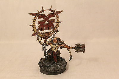Warhammer Age of Sigmar Bloodsecrator Pro Painted