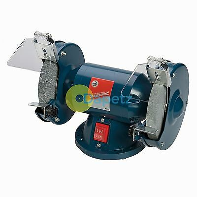 Heavy Duty 150mm 200W Bench Grinder DIY Grinding Power Tool High Quality