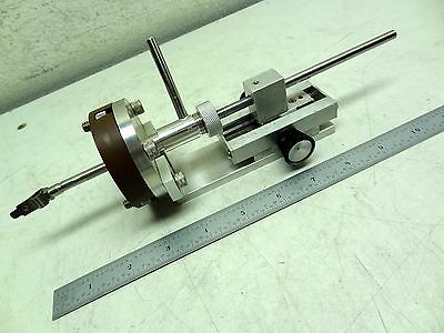 Velmex Manual Linear Unislide Assembly A1500 American Made