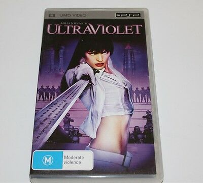 Ultrraviolet Psp Umd Video Movie Sony Playstation Action Moive
