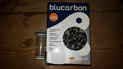 Forever Filter (for Drinkwell 360 Water Fountain) & 375g Blucarbon Granules