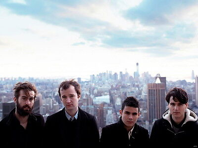 Vampire Weekend Indie Rock Music Band Group Giant Wall Print POSTER