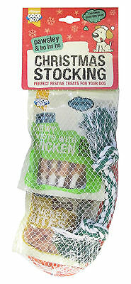 Armitage Pawsley Christmas Xmas Stocking for Dogs & Pups - Gluten Free!
