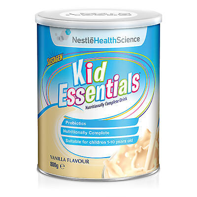 Kids Essentials, Complete Supplements From 1-10 Years, Contains All Minerals.
