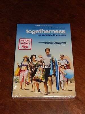 Togetherness: The Complete First Season (DVD, 2016, 4-Disc Set) NEW Sealed